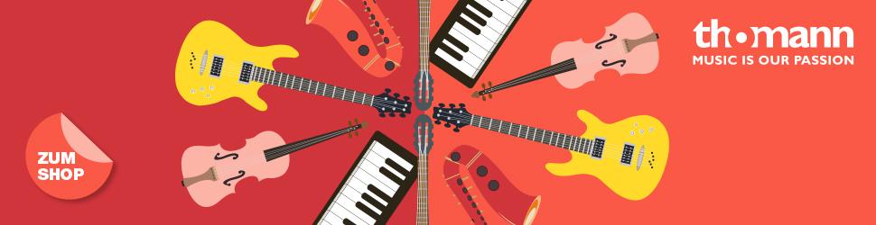 Thomann Europas Musikalienhandel