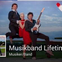 Lifetime Partyband Musiker Hochzeitsband