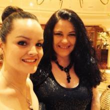 Laura und Nicky Trio Kristallschiff