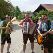 Band aus Deggendorf Bayerischer Wald
