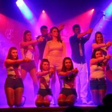 Big Party Orchester - Andrea & Dance Crew