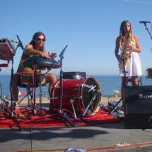 Saxcussion, Art & Healing Festival, Marbella/San Pedro