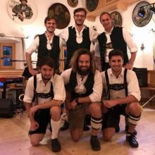 Brass Tacks Band - Auftritt Bayrisch