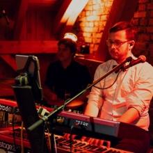Timmy am Keyboard