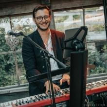 Unser Keyboarder Timmy