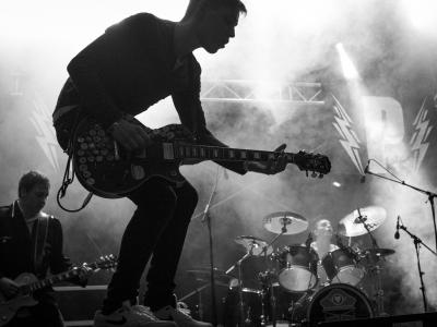 Aushilfsmusiker finden innerhalb der Community