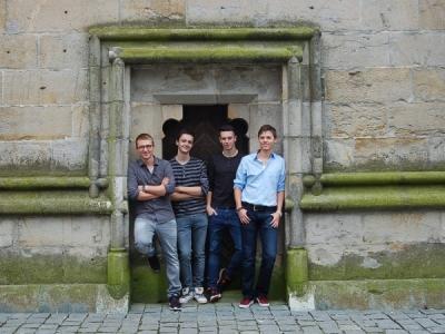 Klosterrocker Rock Partyband Jazz Hochzeitsband Rockband Niederbayern