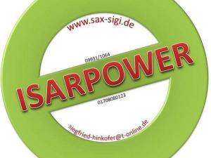 ISARPOWER  spielt Firmenjubiläum / Betriebsfeier, Sommerfest und Club / Disco