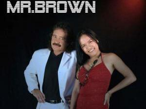 mr.brown Duo Tanzband Galaband