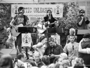 Attic Unleashed spielt Firmenjubiläum / Betriebsfeier, Geburtstag, Hochzeit und Stadtfest