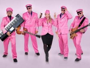 Pink Party Plane - die besondere Show- und Partyband