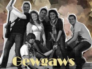Gewgaws spielt Firmenjubiläum / Betriebsfeier, Geburtstag, Hochzeit, Konzert, Stadtfest, Vereinsfest, Volksfest / Zeltparty und Weihnachtsfeier