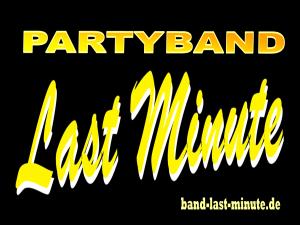 Partyband Last Minute aus Göppingen