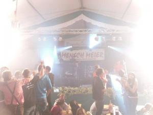 MENSCH MEIER spielt Firmenjubiläum / Betriebsfeier, Geburtstag, Hochzeit, Stadtfest, Vereinsfest und Volksfest / Zeltparty