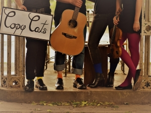 CopyCats spielt Firmenjubiläum / Betriebsfeier, Geburtstag, Hochzeit, Konzert, Open Air / Festival, Sommerfest, Stadtfest und Trauung