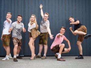 Band WARNING spielt Firmenjubiläum / Betriebsfeier