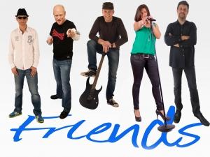 Friends spielt Hochzeit, Firmenjubiläum / Betriebsfeier, Geburtstag, Tanzball / Gala, Faschingsball, Trauung, Konzert, Polterabend, Sommerfest, Stadtfest, Vereinsfest, Volksfest / Zeltparty und Weihnachtsfeier