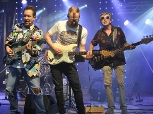 Flashback - Hits Of The 80s spielt Club / Disco, Faschingsball, Firmenjubiläum / Betriebsfeier, Geburtstag, Konzert, Open Air / Festival, Sommerfest und Stadtfest