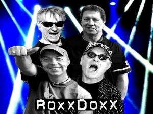 ROXXDOXX spielt Firmenjubiläum / Betriebsfeier, Geburtstag, Faschingsball, Konzert, Open Air / Festival, Sommerfest, Stadtfest, Vereinsfest und Club / Disco