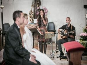 Voices  spielt Hochzeit, Firmenjubiläum / Betriebsfeier, Geburtstag und Trauung