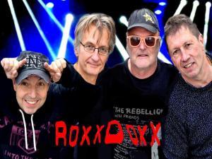 ROXXDOXX spielt Club / Disco, Geburtstag, Konzert, Open Air / Festival, Polterabend, Sommerfest und Stadtfest