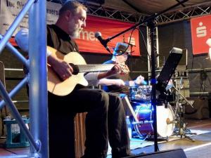 The Dirty Old Towners spielt Firmenjubiläum / Betriebsfeier, Sommerfest, Konzert, Open Air / Festival und Stadtfest