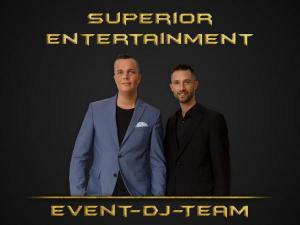Superior Entertainment spielt Hochzeit und Club / Disco