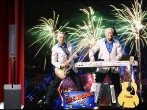 """Tanz- und Party Duo """"STAR - SOUND - EXPRESS"""" spielt Firmenjubiläum / Betriebsfeier, Sommerfest, Geburtstag, Stadtfest, Tanzball / Gala, Vereinsfest, Volksfest / Zeltparty und Weihnachtsfeier"""