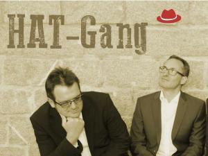 HAT-Gang spielt Firmenjubiläum / Betriebsfeier, Sommerfest, Geburtstag und Hochzeit