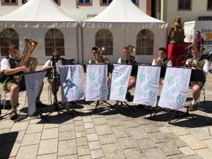 de 5 blousad'n 6 spielt Firmenjubiläum / Betriebsfeier, Geburtstag, Polterabend, Sommerfest, Stadtfest und Vereinsfest