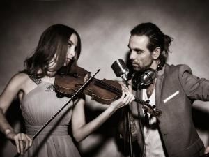 MABEA-where the voice meets the violin DJ Plus Konzept