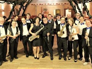 Blueboxbigband spielt Firmenjubiläum / Betriebsfeier, Konzert, Open Air / Festival, Stadtfest, Tanzball / Gala und Vereinsfest