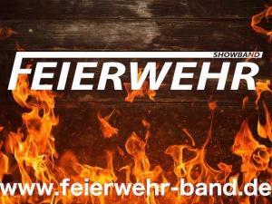 Feierwehr spielt Firmenjubiläum / Betriebsfeier, Hochzeit, Konzert, Open Air / Festival, Stadtfest, Tanzball / Gala, Trauung, Vereinsfest und Volksfest / Zeltparty