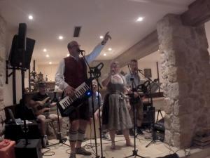BayernLive-Band spielt Hochzeit