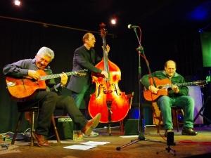 Swing Guitars spielt Firmenjubiläum / Betriebsfeier, Geburtstag, Hochzeit, Konzert, Sommerfest und Stadtfest