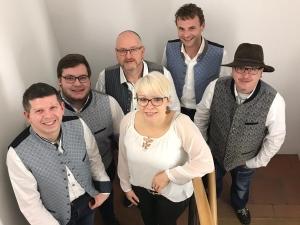 De Zwiadn BoarischParty Hochzeit Band Bierzelt