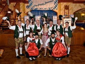 Happy Bavarians - Hofbräuhaus