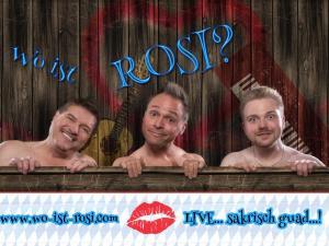 WO IST ROSI spielt Firmenjubiläum / Betriebsfeier, Sommerfest, Geburtstag, Open Air / Festival, Club / Disco, Stadtfest, Tanzball / Gala, Vereinsfest, Volksfest / Zeltparty und Weihnachtsfeier
