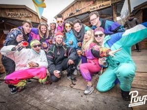 Das Hässliche Ski Anzug Team spielt Club / Disco, Konzert, Open Air / Festival, Sommerfest und Stadtfest