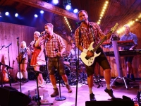 Dirty Saints - Partyband vom Cannstatter Wasen Festzeit