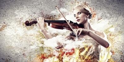 Klassische Solistin für Ihre Veranstaltung