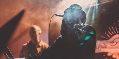 Trance DJ und Musik
