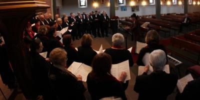 Chor für Kirchenmusik, Gospel und Co