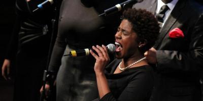 Gospel Chor und Spiritual Music