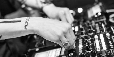DJs und Musiker aus dem Techno-Genre