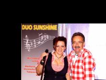 Duo Sunshine - Partymusik für Ihr Event