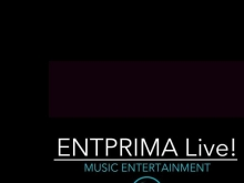 ENTPRIMA Live! - Ihr Entertainment mit STYLE