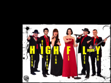 High Fly die Partyband Party Show Musik