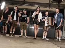 Die Woidrocker Partyband und Stimmungsgiganten