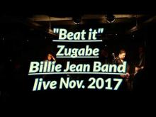 Embedded thumbnail for Billie Jean Band